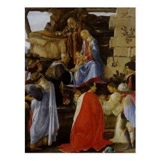 Adoration of the Magi Postcards