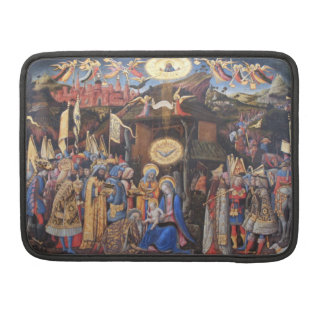 Adoration of the Magi Sleeve For MacBook Pro