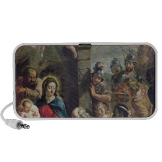 Adoration of the Magi iPhone Speakers