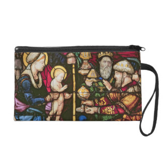 Adoration of the Magi Wristlet Purse
