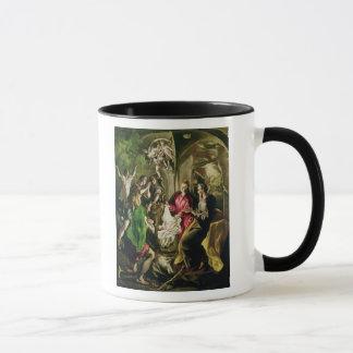 Adoration of the Shepherds, 1603-05 Mug