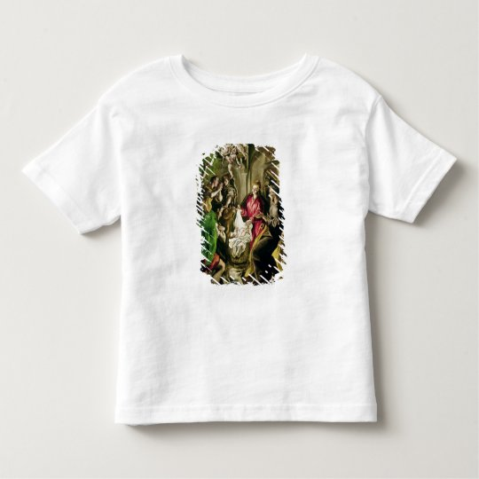 Adoration of the Shepherds, 1603-05 Toddler T-shirt