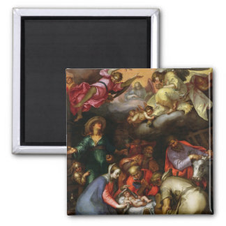 Adoration of the Shepherds, 1612 Magnet