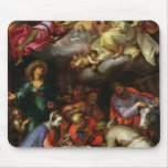 Adoration of the Shepherds, 1612 Mouse Pad