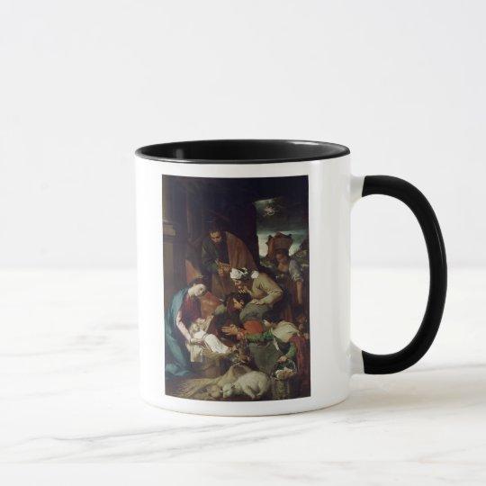 Adoration of the Shepherds, 1630 Mug