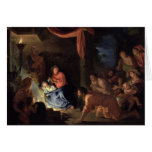 Adoration of the Shepherds, 1689 Cards