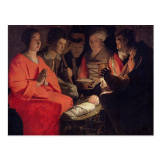 Adoration of the Shepherds 2 Postcard