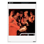 Adoration of the Shepherds by Georges de La Tour Skin For The PS3 Slim
