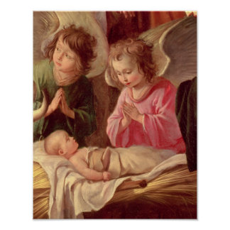 Adoration of the Shepherds Print