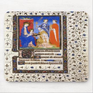 Adoration or the Magi Mousepad