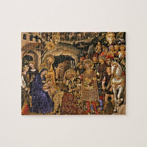 Adorazione dei Magi Jigsaw Puzzles