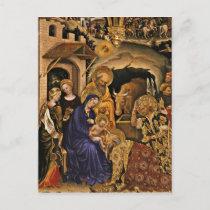 Adorazione dei Magi Postcard