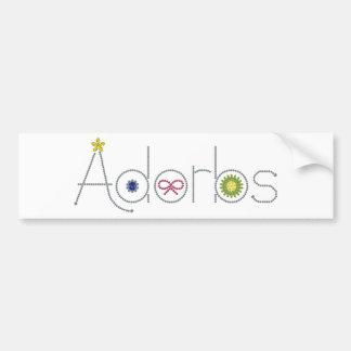Adorbs Bumper Sticker