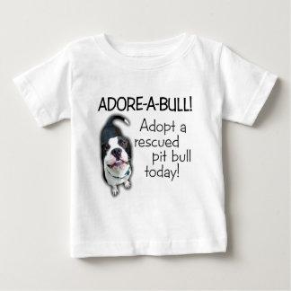Adore-A-Bull Pit Bull! Tee Shirt