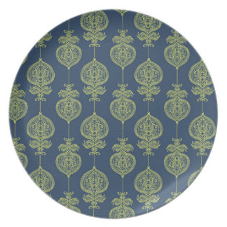 Adore Pattern Dinner Plate