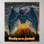 Adóreme en Facebook (el poster)