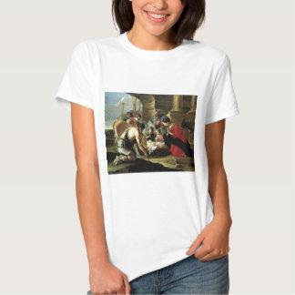 Adoring Shepherds 17th Century Shirt