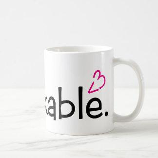 Adorkable <3 coffee mug