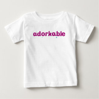 Adorkable Baby T-Shirt