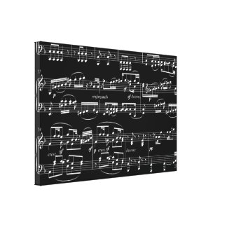 adornamiento con las notas musicales
