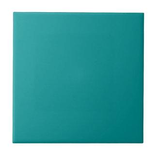 ¡Adorne su hogar! Color sólido del llano elegante Azulejo Cuadrado Pequeño