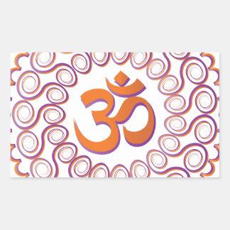 Adorno 2 del diseño/OM de la yoga Rectangular Altavoces