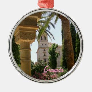 Adorno alhambra Granada