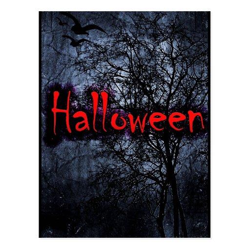 Adorno de Halloween Postales