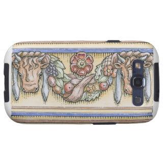 Adorno del templo romano antiguo de Vesta, Samsung Galaxy S3 Protector
