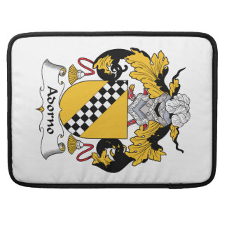 Adorno Family Crest Sleeves For MacBooks