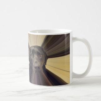 Adoro el Labrador Taza Clásica
