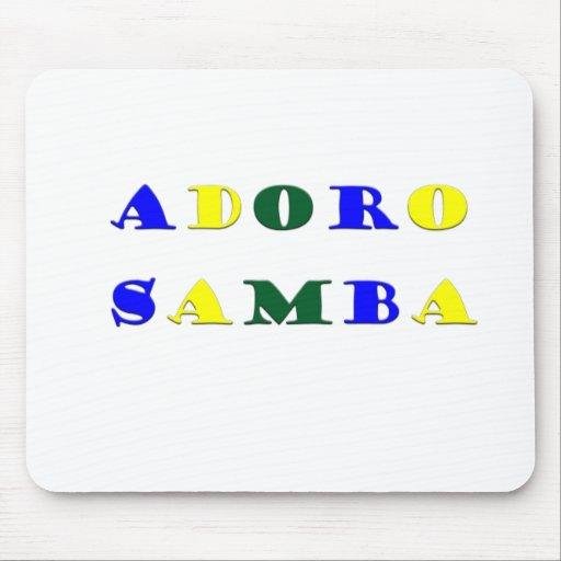 Adoro Samba Mouse Pad