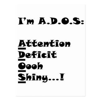 ADOSRectangle Postcard