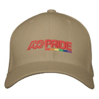 ADP Pride Flexfit Wool Cap – Khaki