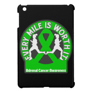 Adrenal Cancer Every Mile Is Worth It Cover For The iPad Mini