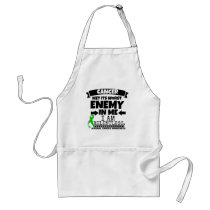 Adrenal Cancer Met Its Worst Enemy in Me Adult Apron