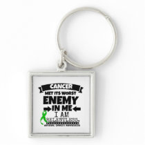 Adrenal Cancer Met Its Worst Enemy in Me Keychain