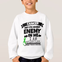 Adrenal Cancer Met Its Worst Enemy in Me Sweatshirt