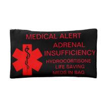 ADRENAL insufficiency bag