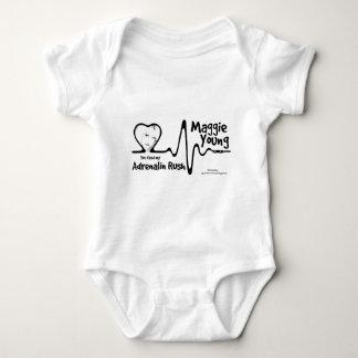 Adrenalin Rush Merch Baby Bodysuit