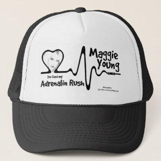 Adrenalin Rush Merch Trucker Hat