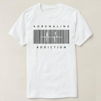 Adrenaline Addiction Men's Basic T-Shirt