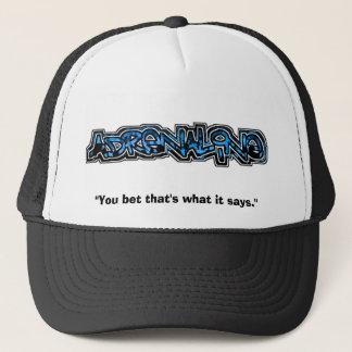 Adrenaline Logo Hat