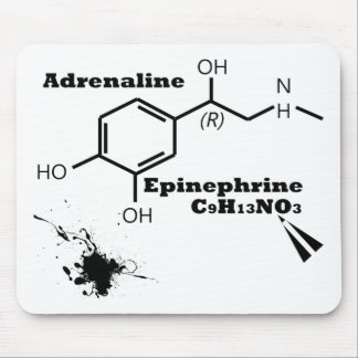 Adrenaline mousepad