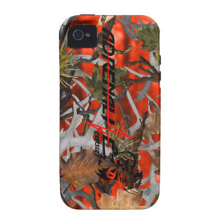 Adrenaline Pursuit Blaze Camouflage Sheep Case Case For The iPhone 4