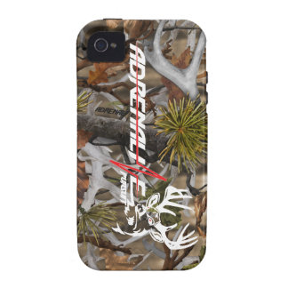 Adrenaline Pursuit Camouflage Deer Case Vibe iPhone 4 Cases