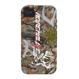 Adrenaline Pursuit Camouflage Deer Case Vibe iPhone 4 Cases