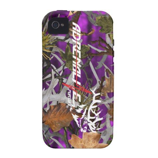 Adrenaline Pursuit Camouflage Purple Elk Case