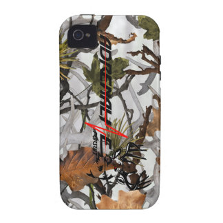 Adrenaline Pursuit Camouflage Snow Deer Case iPhone 4 Covers