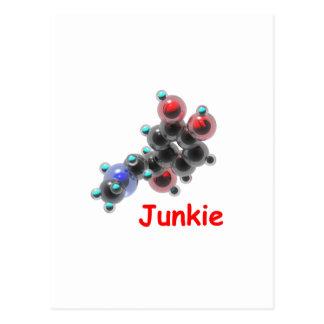 adrenoline junkie2 postcard